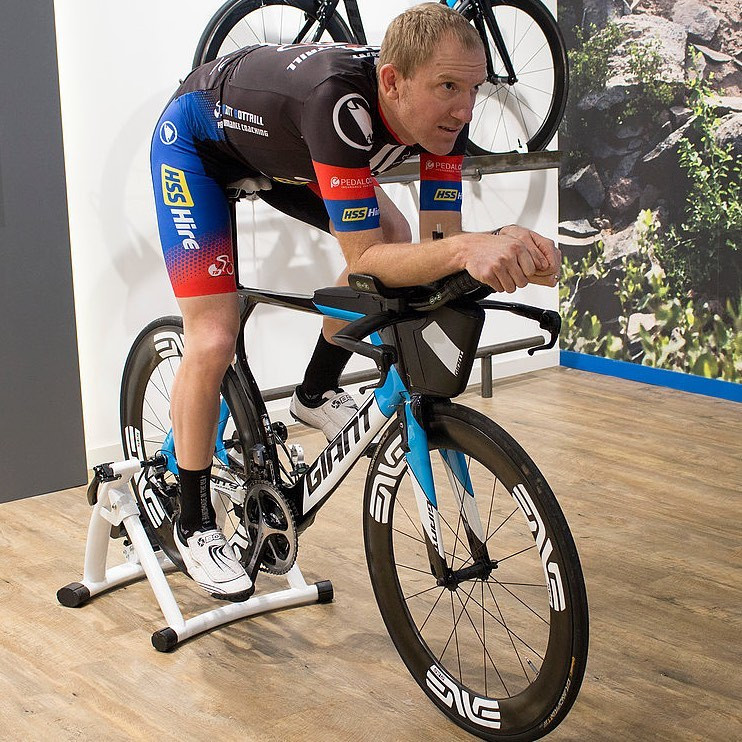 Matt Bottrill turbo training