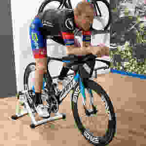 Matt Bottrill turbo training