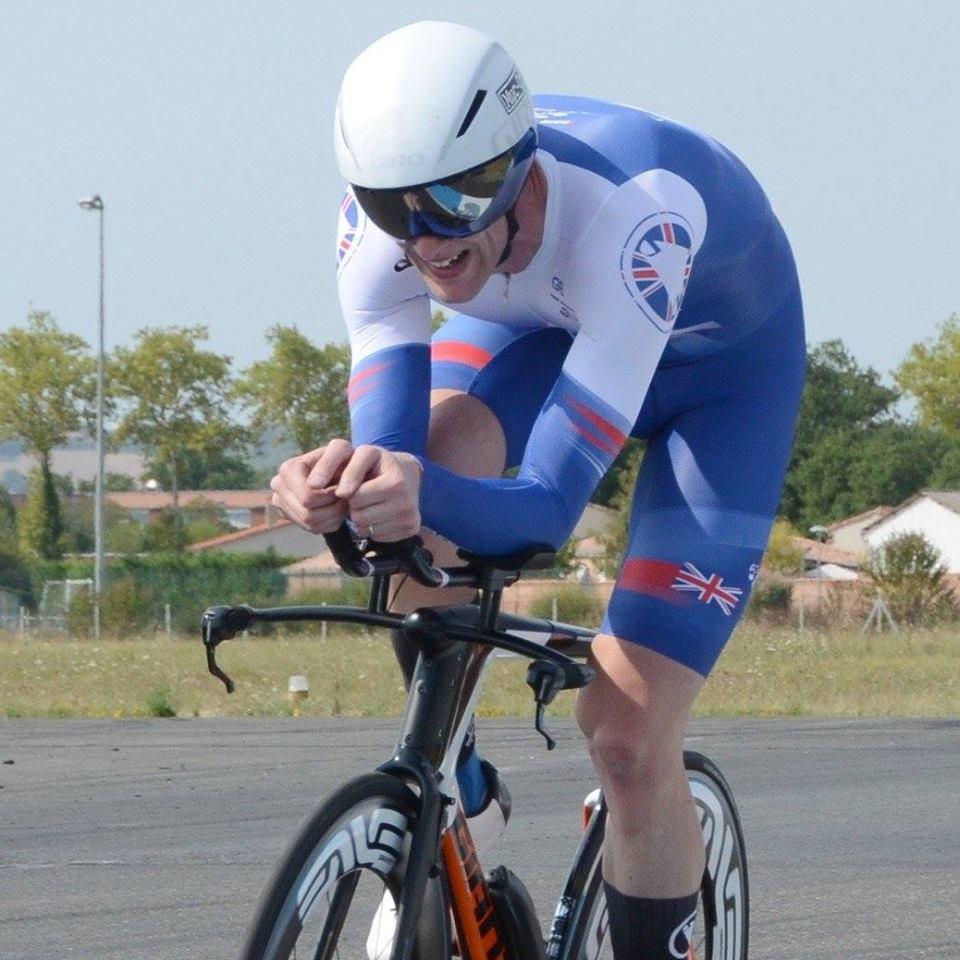Gareth Pymm Cycling Coach