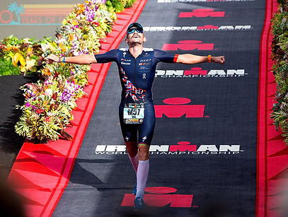 virtual triathlon training day - tim don