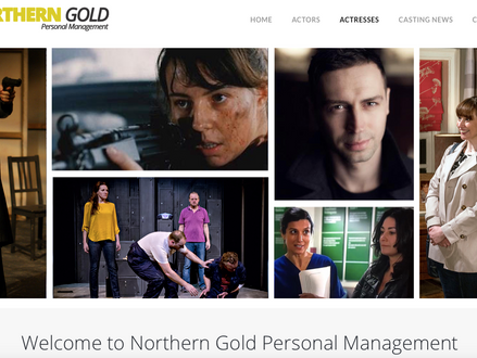 New Representation: Northern Gold Personal Management