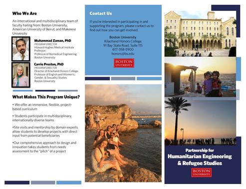 Brochure (Side 1)