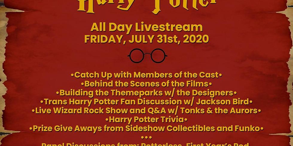 Happee Birthday Harry Potter