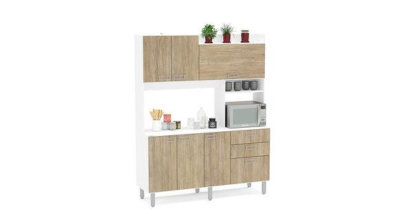 Cozinha Compacta Politorno