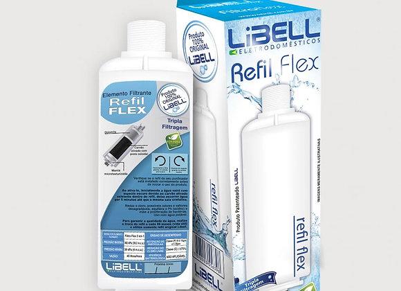 REFIL Flex Filtro Purificador Libell