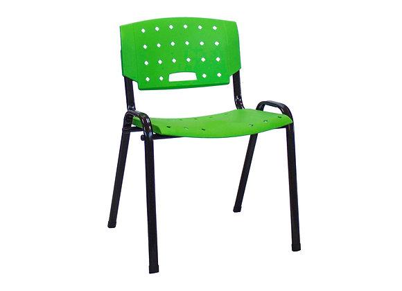 CADEIRA Fixa Plástica Verde