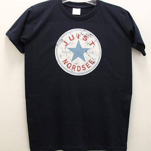Juist T-Shirt Stern Kinder