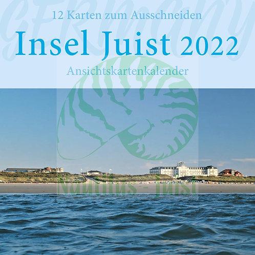 Ansichtskarten Kalender 2022