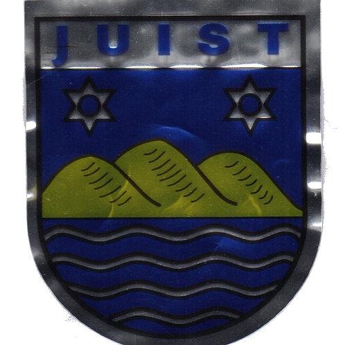 Aufkleber Wappen 1