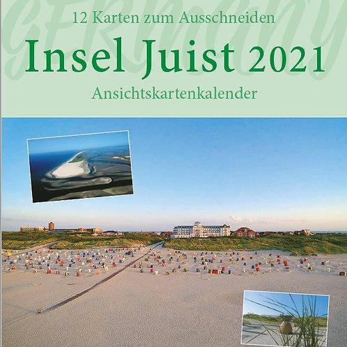 Ansichtskarten Kalender 2021