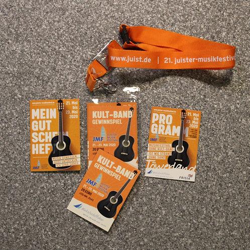 Musikfestival-Band 2021
