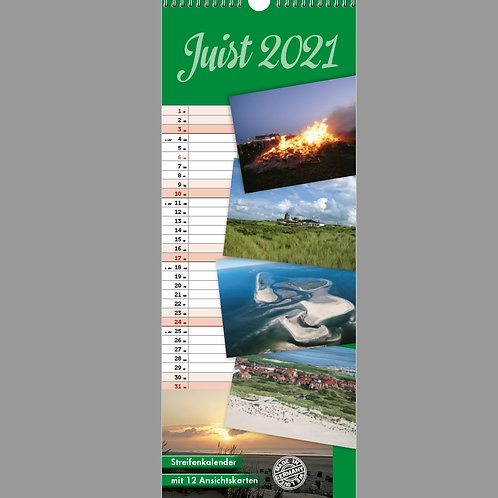 Streifenkalender 2021