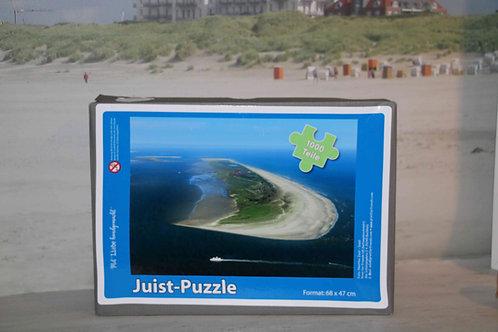 Juist Puzzle Insel