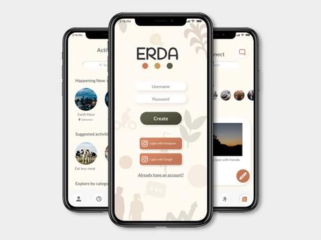 Erda Sustainability App