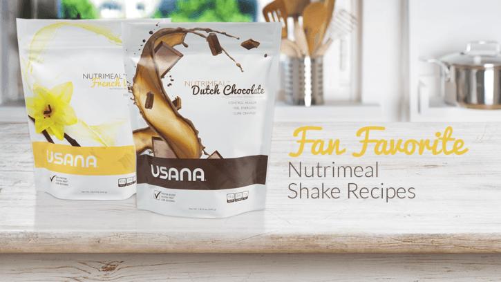 USANA NZ Nutrimeal Protein Shakes