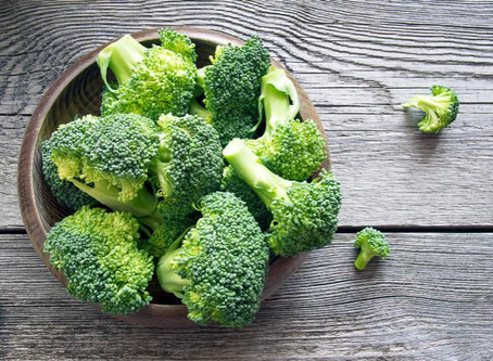 What Does Broccoli and Probiotics Have In Common?