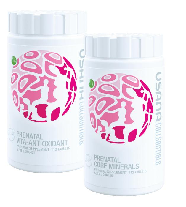 USANA Prenatal Vitamins www.perfecthealthsupplements.com