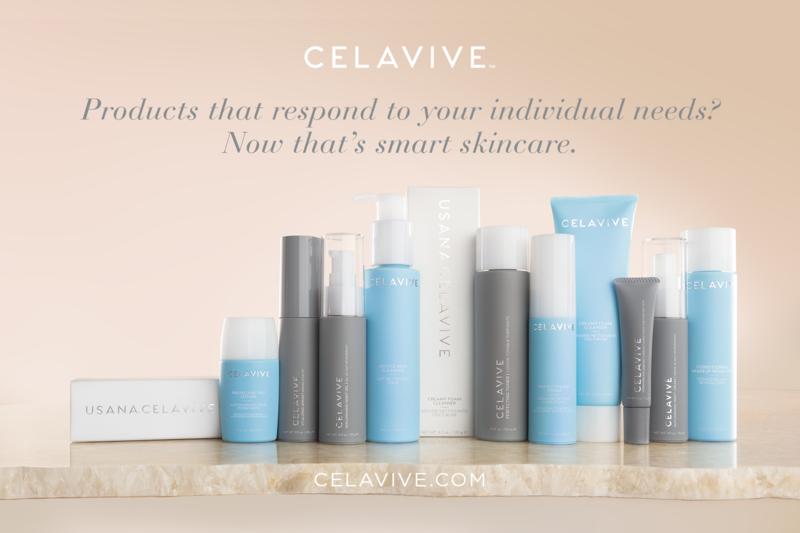 USANA NZ. Celavive Skincare.