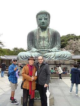 David Collin en Asie