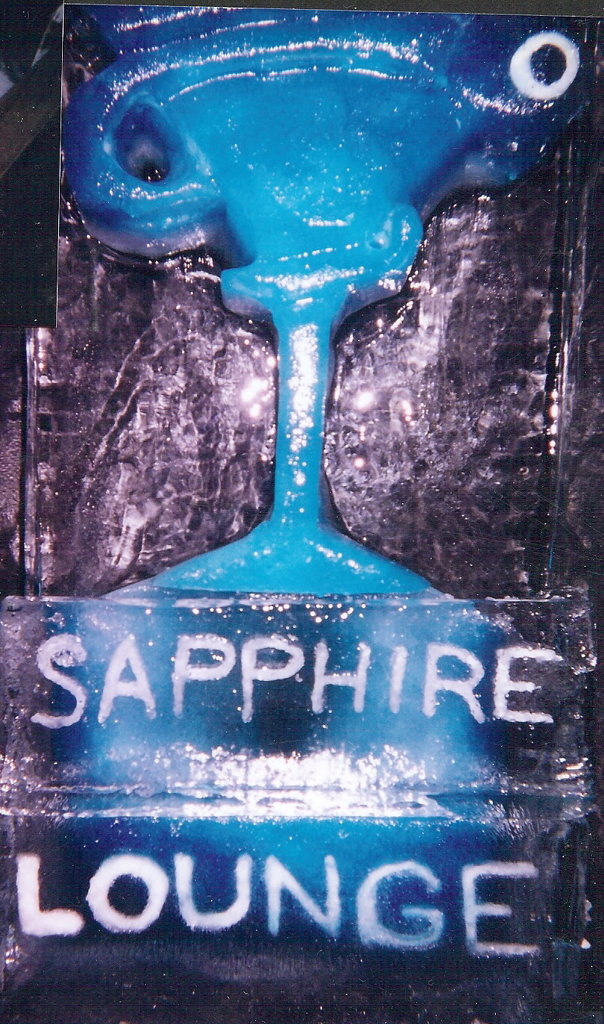 Sapphire Luge Logo