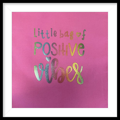 Little bag of Positive vibes for anxiety