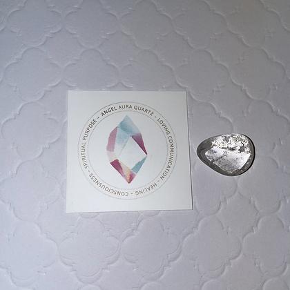 Angel aura quartz