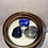 Thumbnail: Sodalite   aromatherapy candle - positive vibes scent