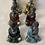 Thumbnail: Silver mini Buddha