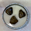 Thumbnail: We are friends tigers eye crystal candle