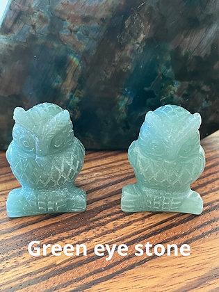 Gemstone Owl