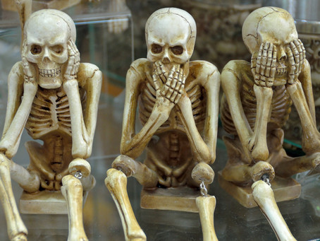 Three Skeletons of Theatre