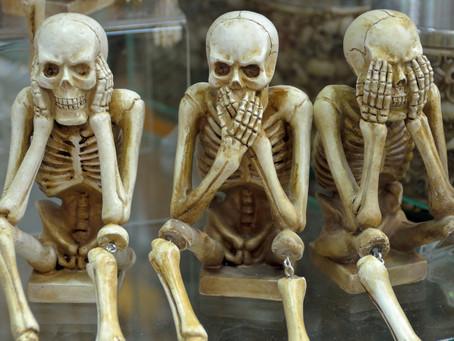 Three Skeletons of Theatre