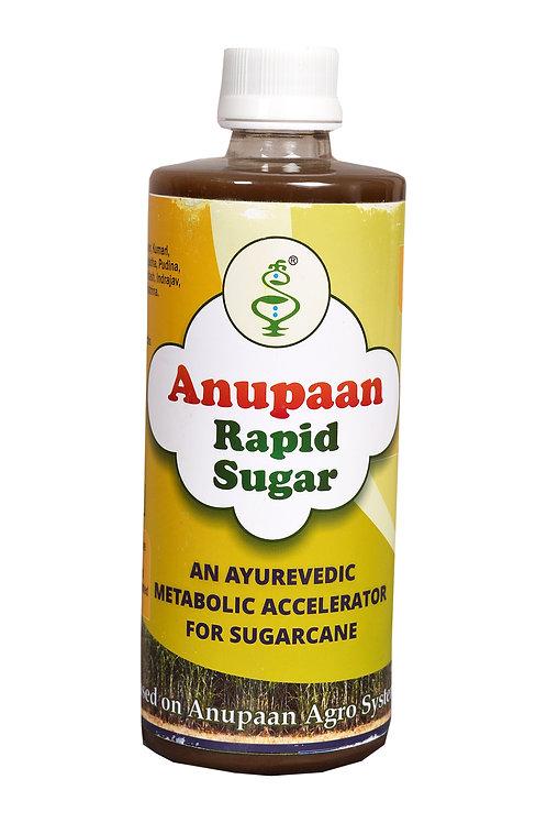 copy of copy of Anupaan Rapid Sugar - Ayurvedic Input  for Agri