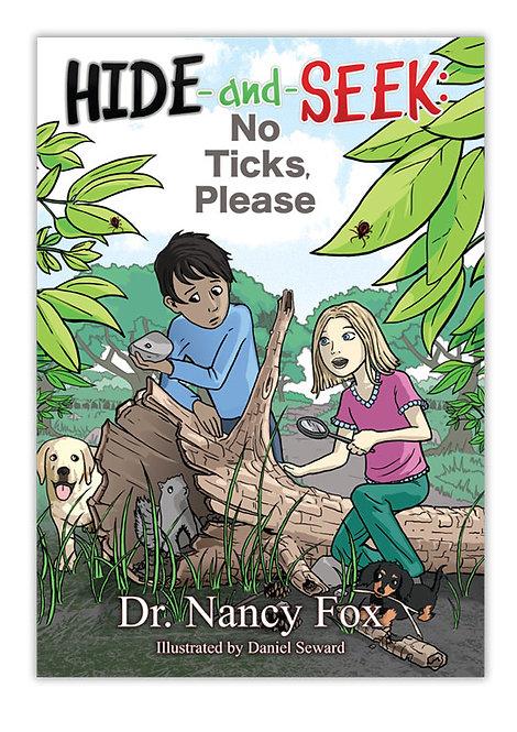 Hide-and-Seek: No Ticks, Please (30 books)
