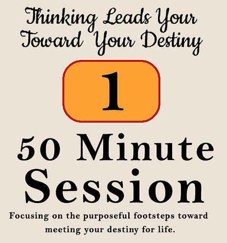 50 Minute Consultation
