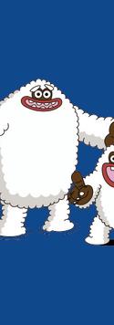 石打丸山イシシマルル オリジナルキャラクターデザイン