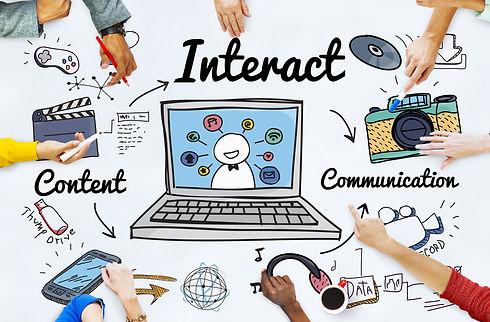 Interact Interaction Interactive Interac