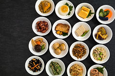 Rice and side dishes japanese food.jpg