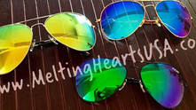 Share & Win Aviators for Spring Break!