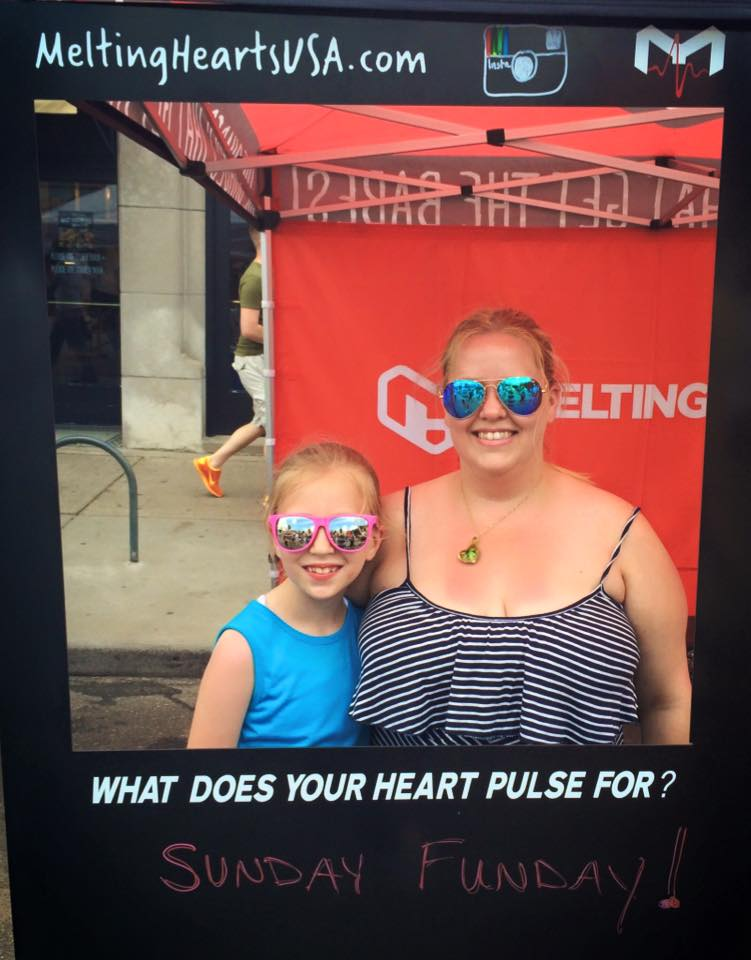 Melting Hearts USA @ Grand Old Day