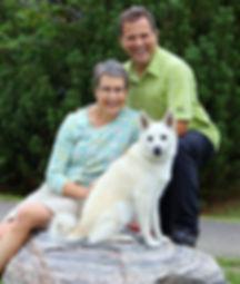 Ian Diana and Dog.jpg
