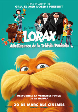 LORAX (cat)