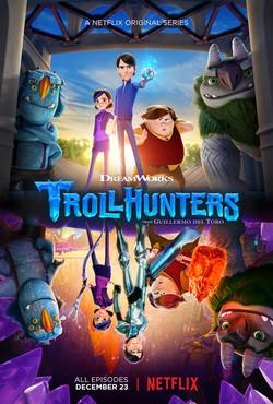 TROLLHUNTERS T2