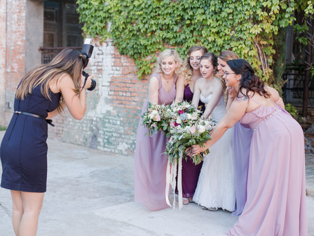 Why are Wedding Photographers so Expensive?