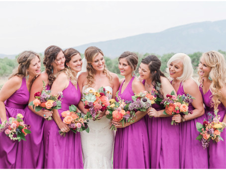 Kenzie + Alex | A Colorful Southwestern Wedding at Hyatt Tamaya