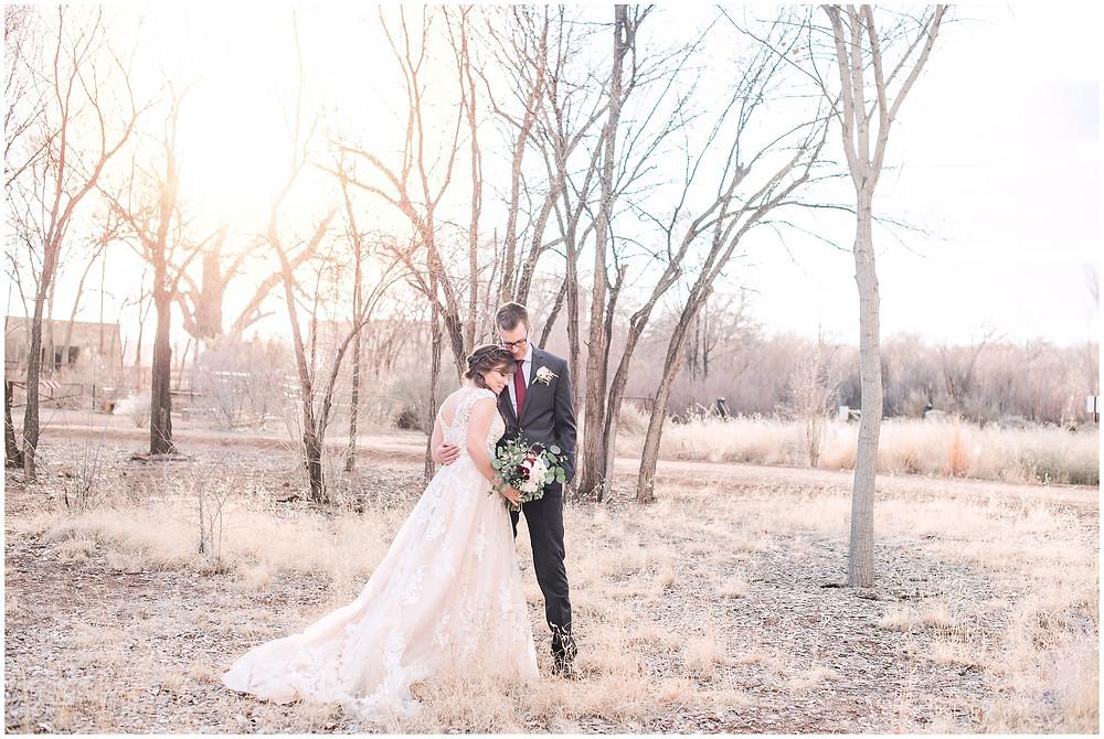 Maura jane photography. New Mexico wedding photographer. Albuquerque wedding photographer. Noahs event venue wedding. Pink and burgundy wedding. outdoor wedding portraits. bridal portraits. bridal hair and makeup. bride and groom. wedding photos. wedding couple.