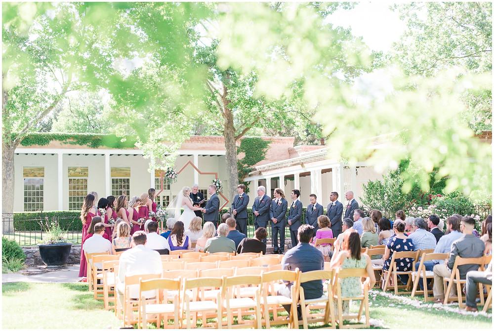 Ceremony Locations Los Poblanos. Where to Get Married in Albuquerque. Los Poblanos Wedding Venue. Albuquerque Wedding Photographer. New Mexico Wedding Photographer. Los Poblanos Lavender Farm.