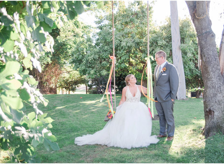 Bart and Katie | A Colorful Fiesta Wedding at Bheau Mountain Ranch in California
