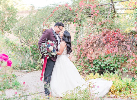 Monica and Nathan | Vibrant Autumn Multi-day Wedding