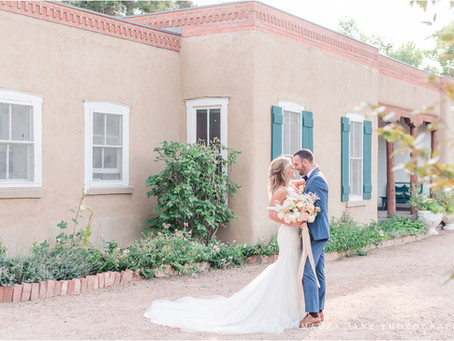 Top New Mexico Wedding Venues | New Mexico Wedding Photographers